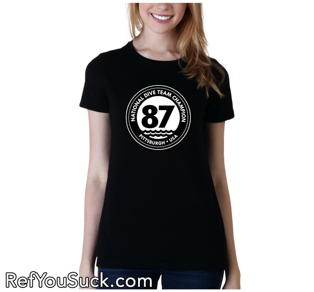 National Dive Team Champ #87 - Mens & Womens T-Shirt