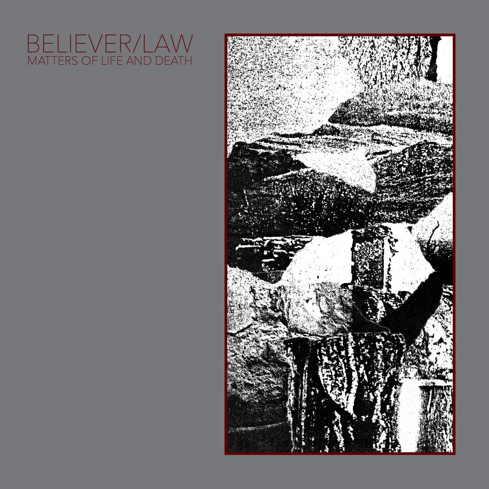 "Image of Believer/Law ""Matters of Life and Death"" 12"" [CH-278]"