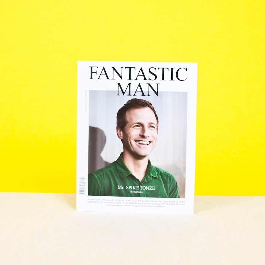Image of Fantastic Man N° 18
