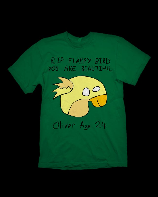 Image of Flappy Bird T-Shirt