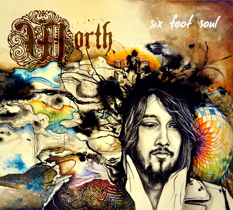 Image of Six Foot Soul (2nd edition CD)