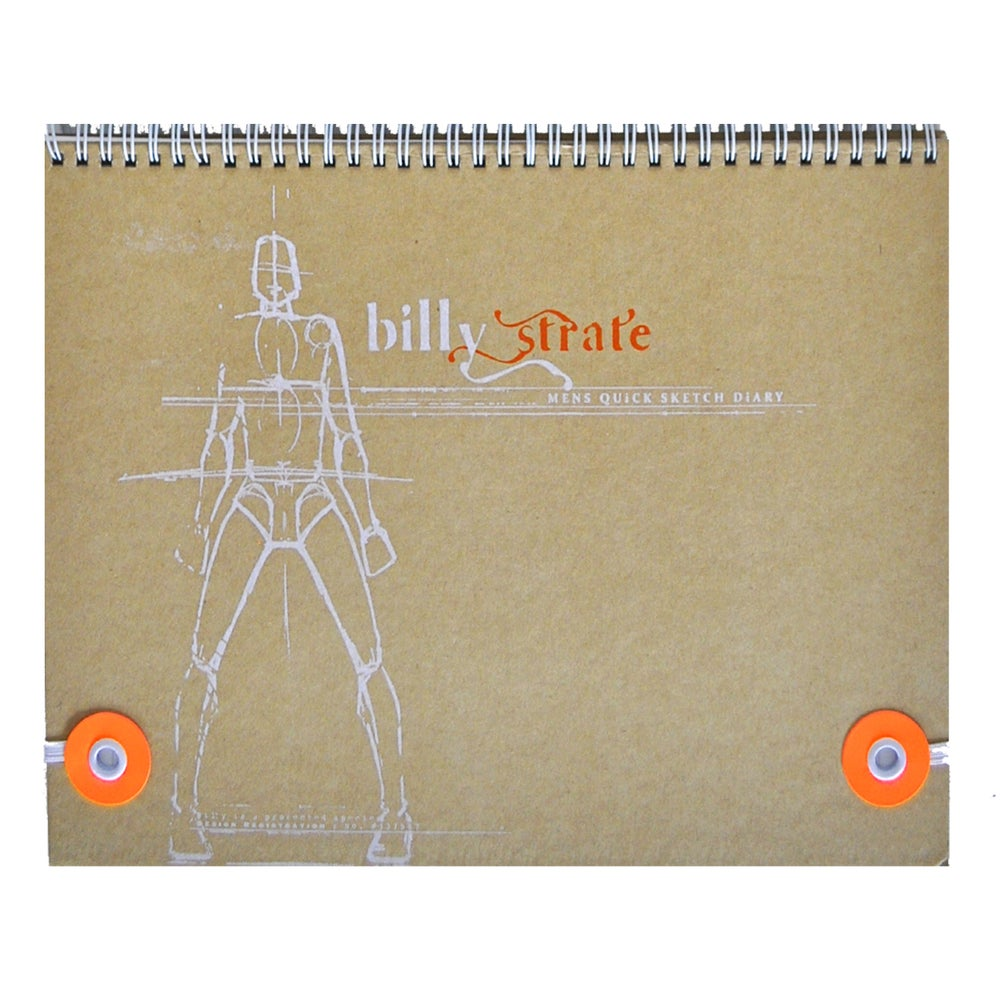 Image of Billy Strate Quicksketch Diary