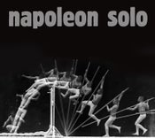 "Image of  Napoleon Solo Super Pack ""LP,Teeshirt,ep"""