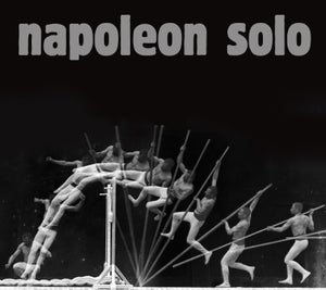 "Image of  Napoleon Solo Super Pack ""LP,Teeshirt,ep"""