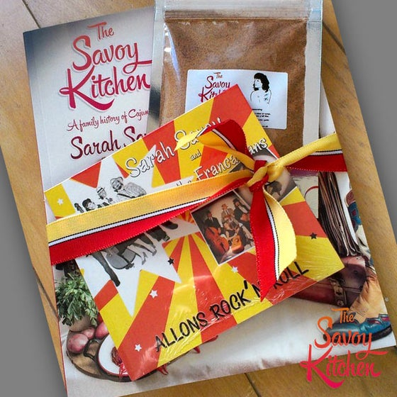 Image of Savoy Kitchen Dinner Party Kit