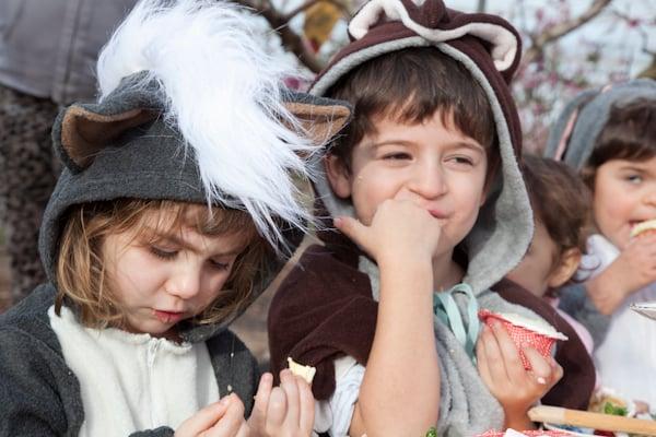 Image of Skunk Costume  תחפושת בואש