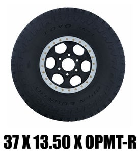 Image of Toyo Off Road Racing Tire - 37x13.50x17 OPMT-R