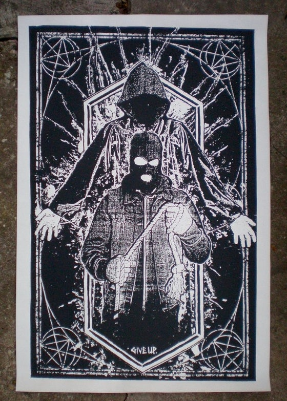 Image of 'cul de sac' print
