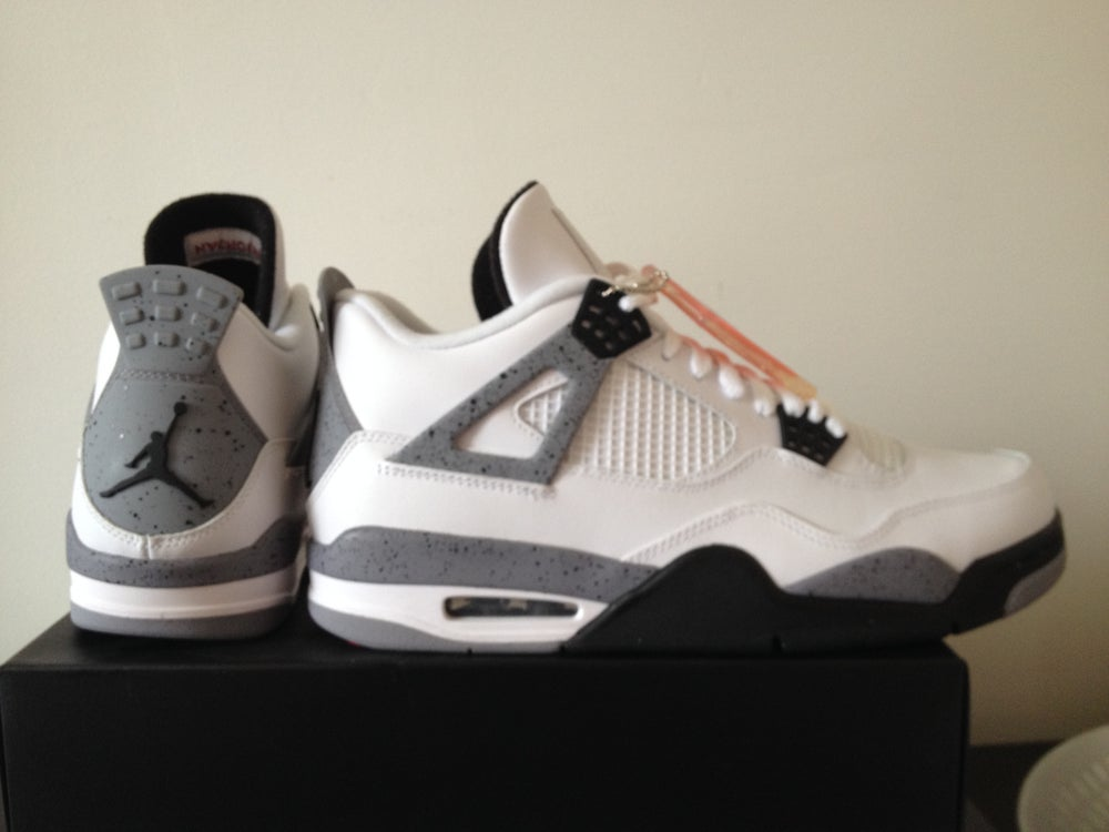 8d23db2b1cc4 ... Image of Jordan 4 White Cement 2012 ...