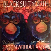 "Image of BLACK SUIT YOUTH ""ROOM WITHOUT A VIEW"" Signed & Numbered (1st 100 only)"