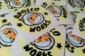 Image of Apollo Works Sticker