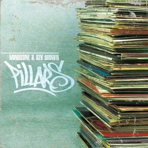 Image of Pillars CD (digipack)