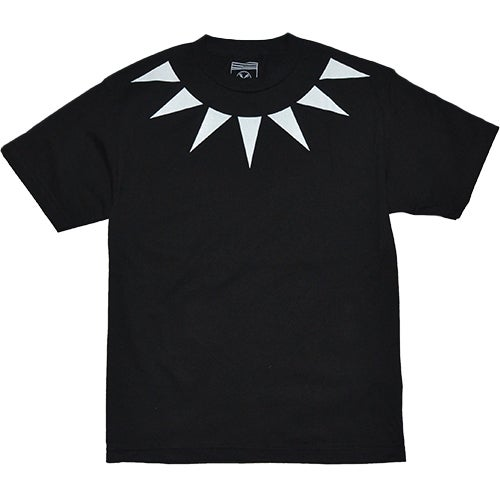 Image of PYRAMID Tee in Black