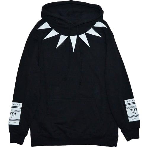 Image of PYRAMID Hoodie in Black