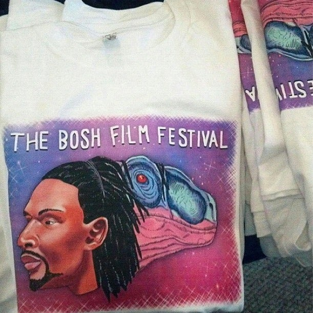Image of Bosh Film Festival Shirt