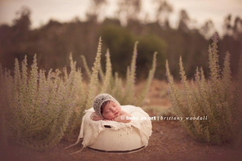 Image of {the Essential} Knit Bonnet | Newborn Size