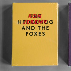 Image of The Hedgehog And The Foxes