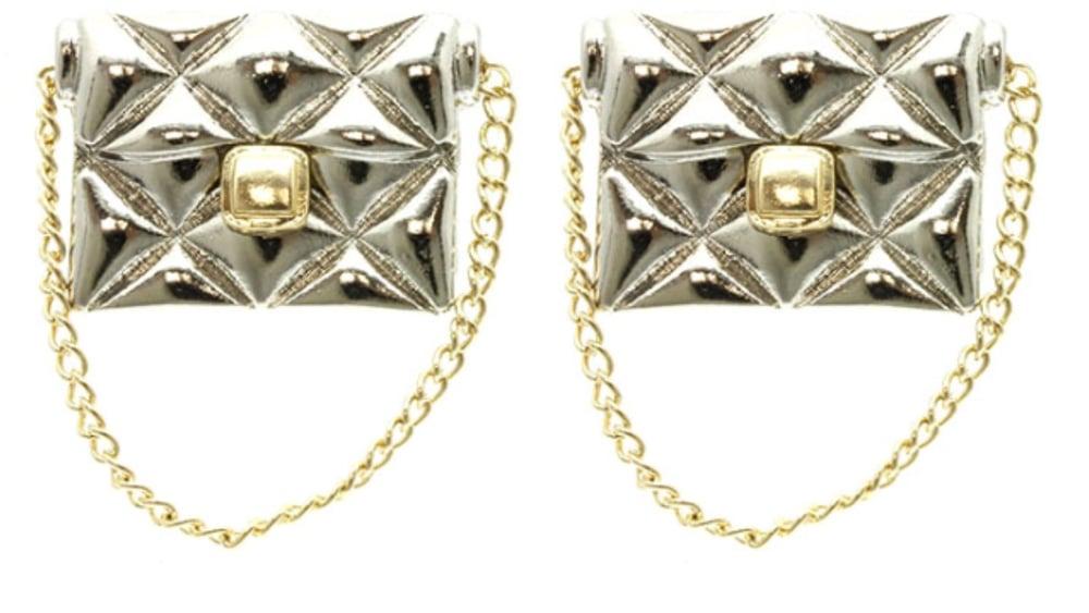 Image of It bag earrings