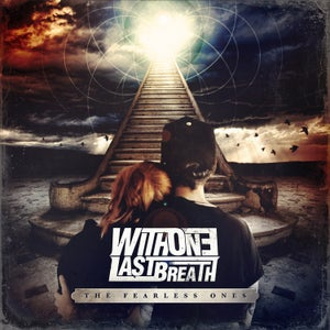 "Image of With One Last Breath - ""The Fearless Ones"" CD Album"