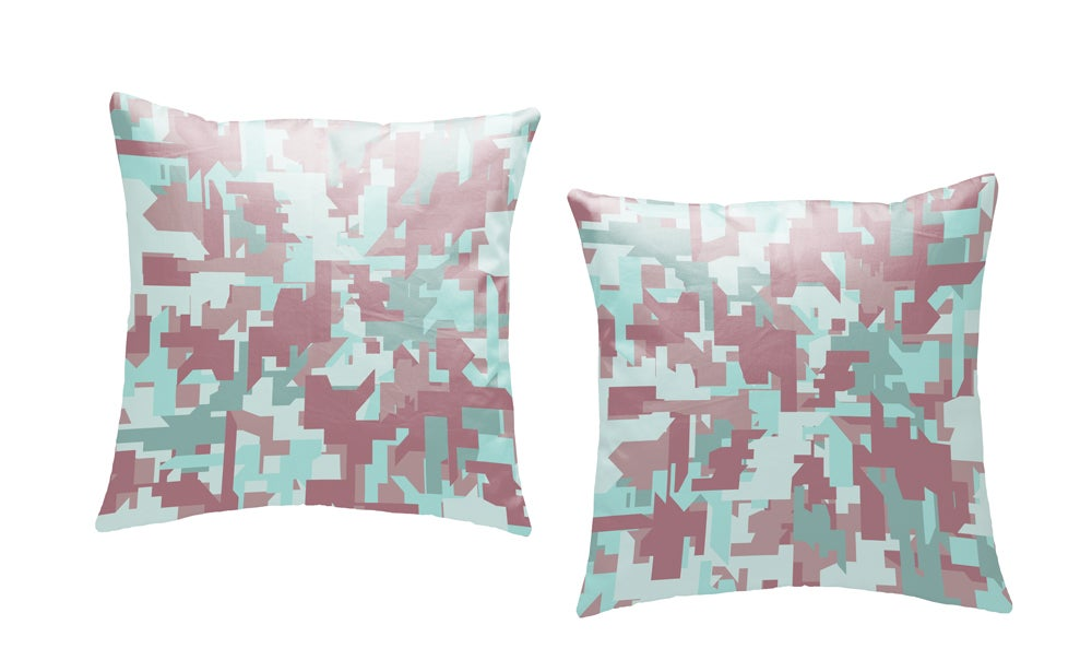Image of Camouflage Housse De Coussin