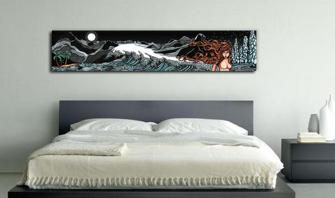 Image of Eternal Bliss Limited Edition Panoramic Print