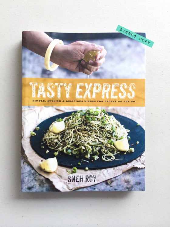 Image of Tasty Express Cookbook - Signed Copy (AUSTRALIAWIDE SHIPPING)