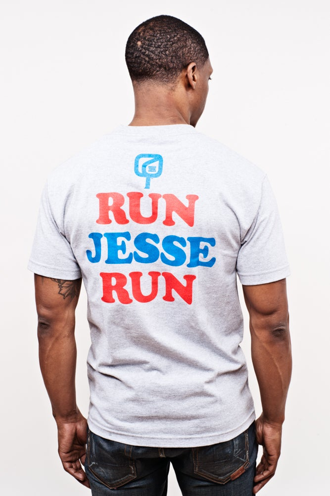 "Image of ""RUN JESSE, RUN!"""