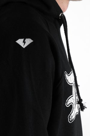 Image of Vulture Pull Over Hoodie