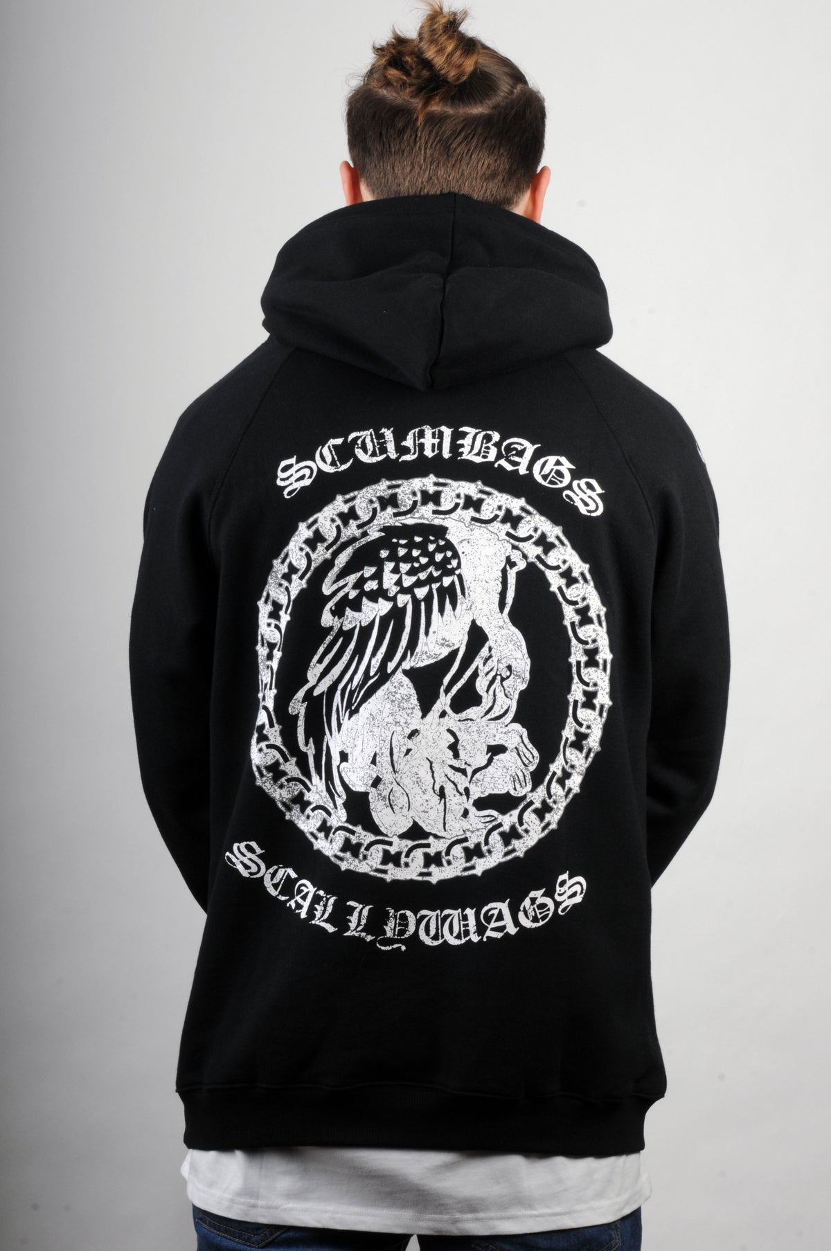 Vulture Pull Over Hoodie