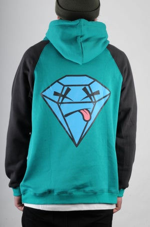 Image of Dead Diamond Pull Over Hoodie