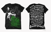 Image of VOMIT WOLF SHIRT *VERY LIMITED*