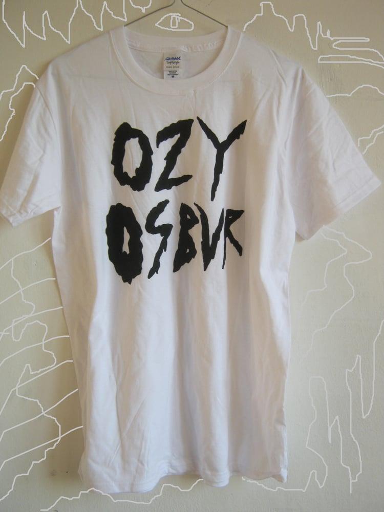 Image of Ozy Osbur / white