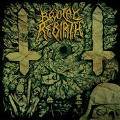 "Image of BRUTAL REBIRTH ""...From Despotism to Chaos""  CD"