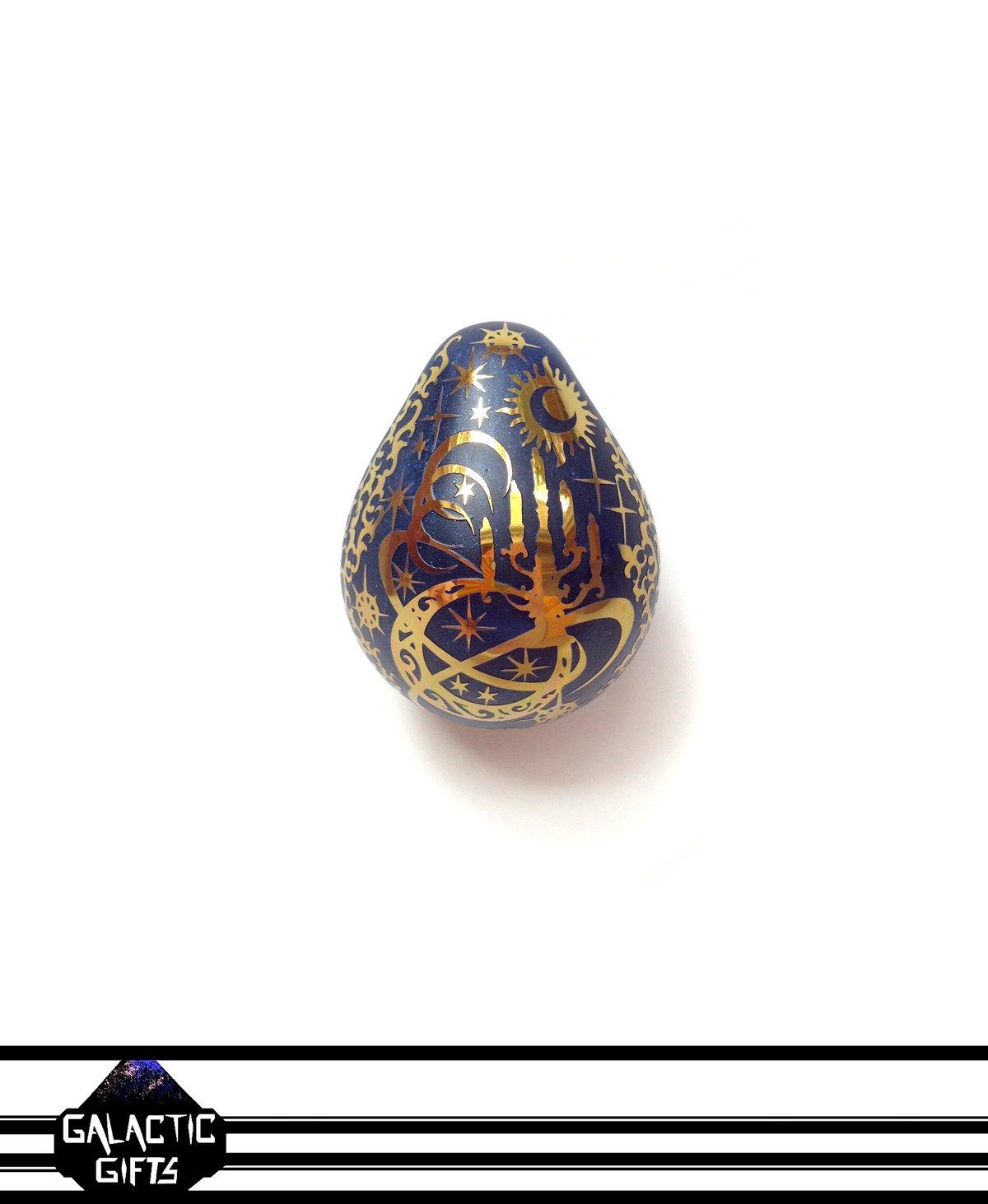 Image of Masataka Joei Celestial Sacred Gold Droplet Pendant
