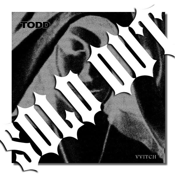 "TODD 'VVitch EP' Grey Vinyl 7"""
