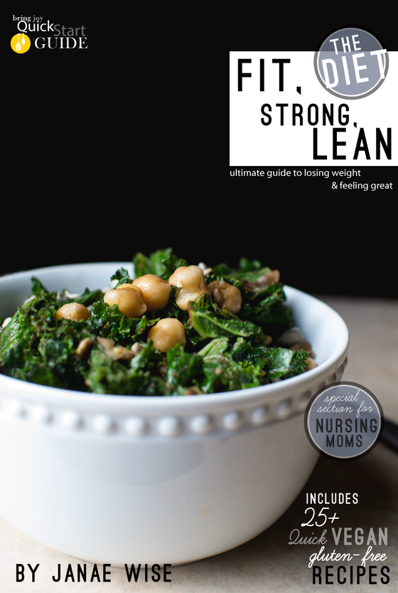 Image of Fit, Strong, Lean: The diet ebook