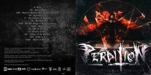 Image of *NEW* 'Perdition' LP
