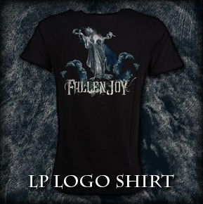 Image of T-shirt LP edition