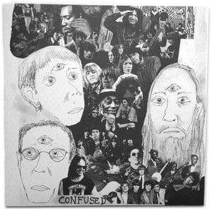 Image of Gluebag - Confused LP