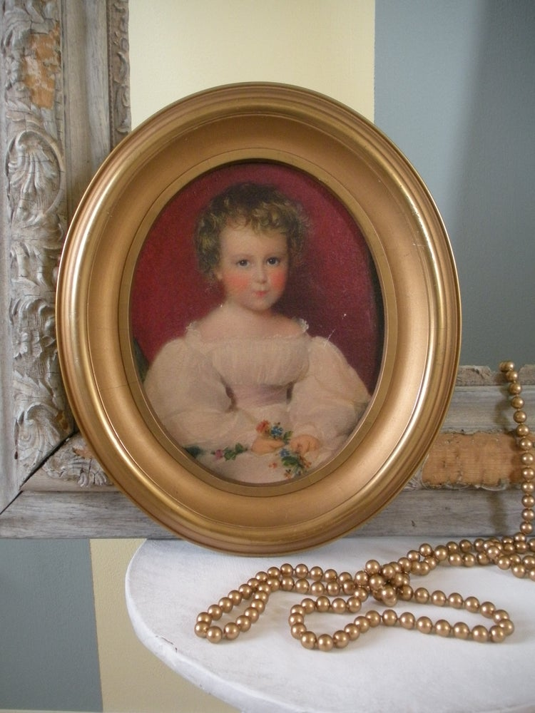 Image of Antique Portrait