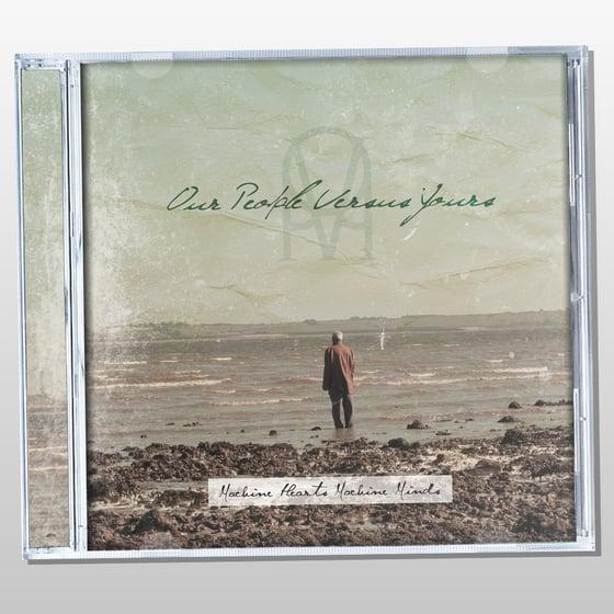 Image of 'Machine Hearts Machine Minds' - CD Bundle