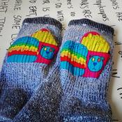 "Image of ""Boigers & Fries"" Socks"