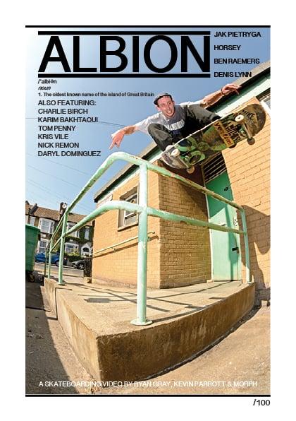 Image of Albion 'zine & DVD
