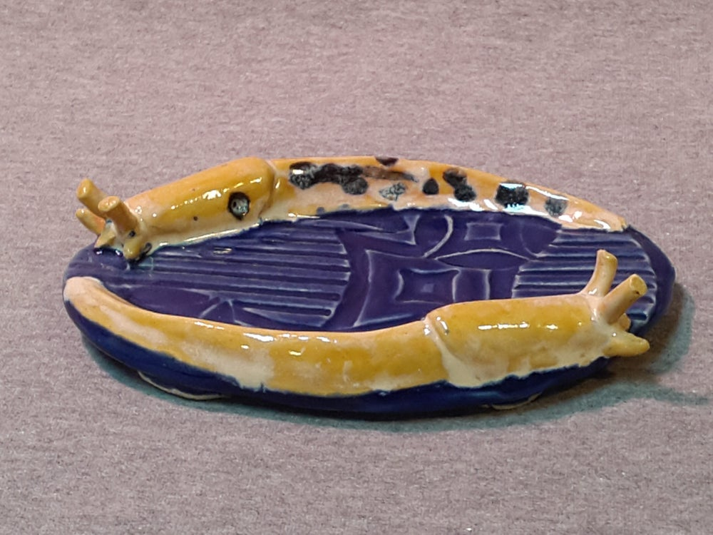 Image of Sluggy Soap Dish, Large