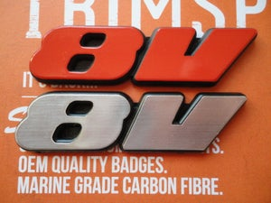 Image of Trimsport VW Corrado Golf Mk3 8V Rear Badge