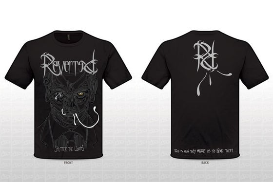 Image of Official T-Shirt | Sputter The Worms