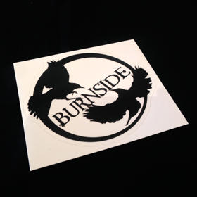 Image of Burnside Sticker