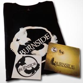 Image of Burnside Merch Pack