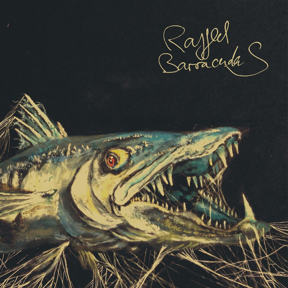 "Image of RAGGED BARRACUDAS - s/t 7"" Vinyl"