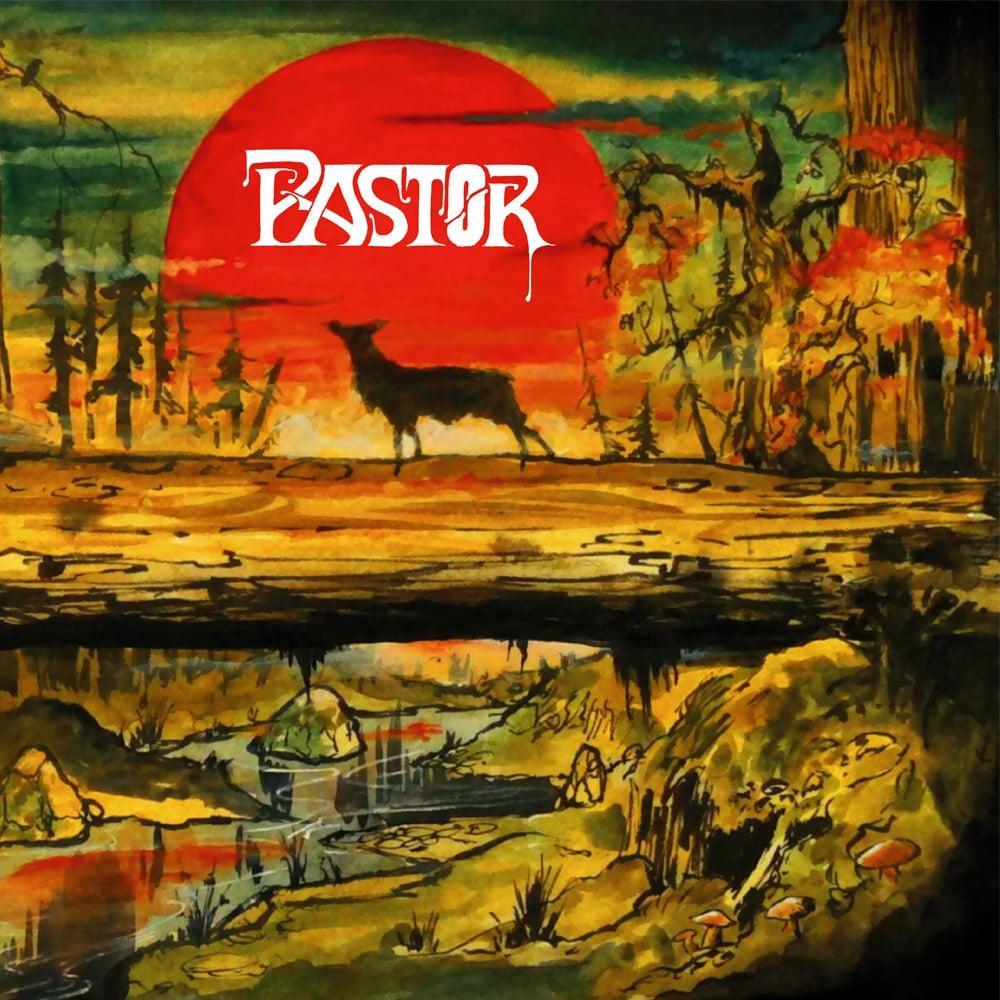 """Image of PASTOR - 'Wayfaring Stranger / The Oath' 7"""" Vinyl"""